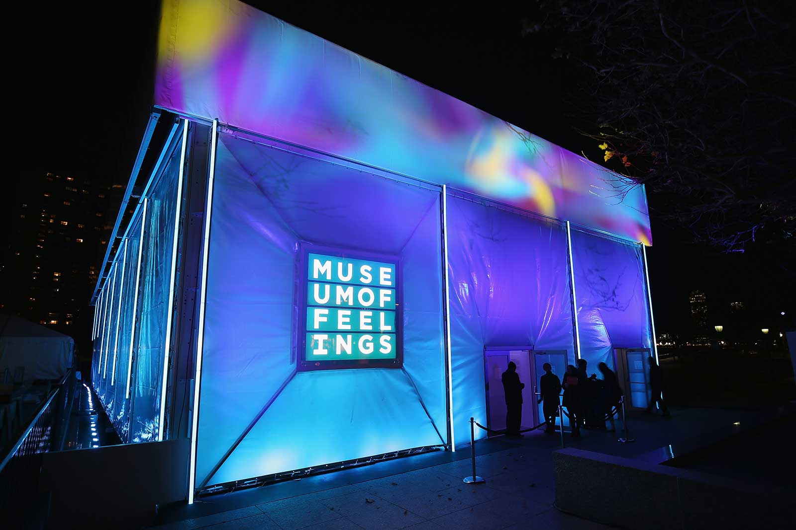 SC Johnson's Glade Museum of Feelings live brand experience that won a Cannes Lion award
