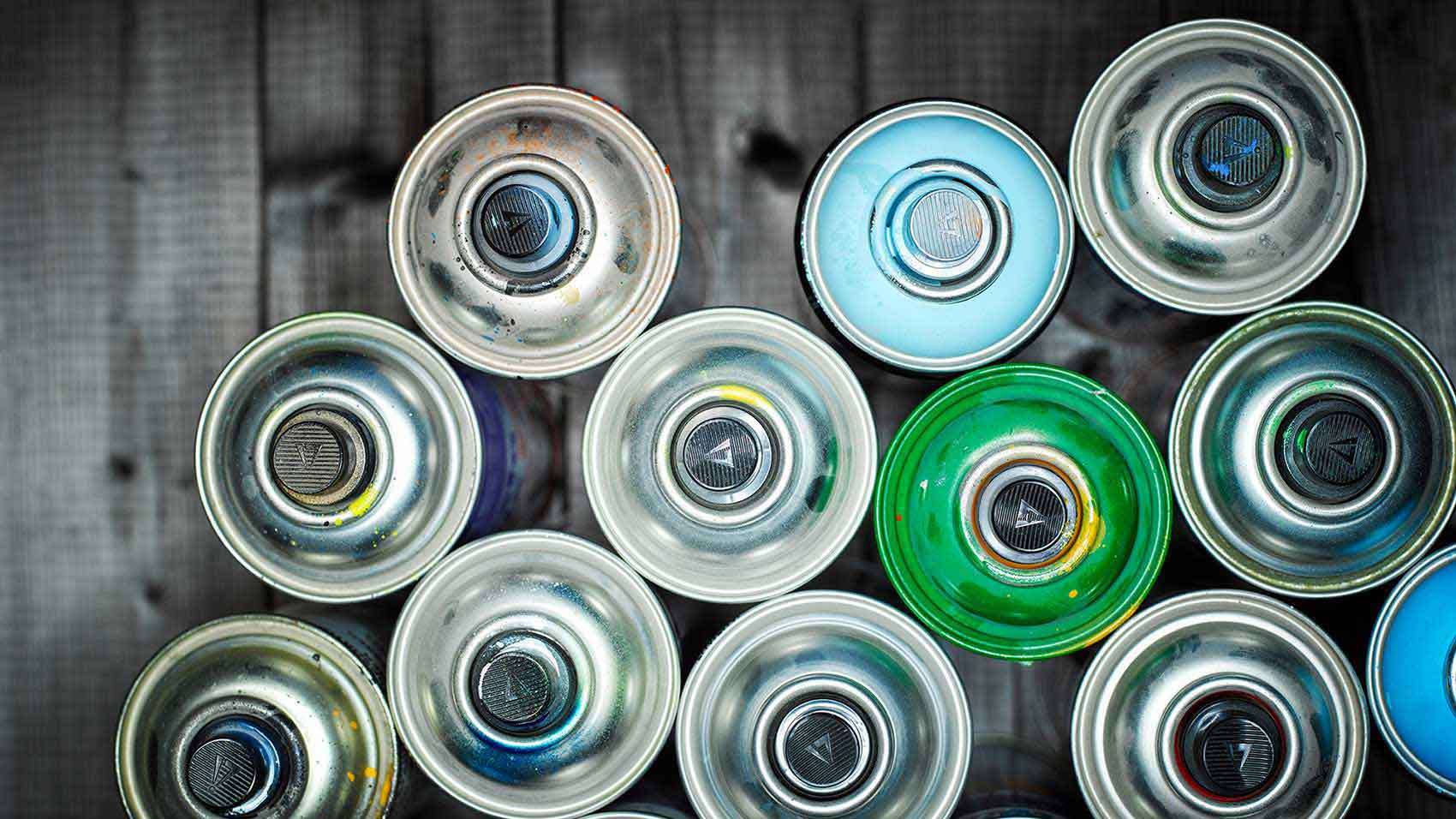 SC Johnson's product recycling program helped waste workers sort recycling and separate aerosol cans from other materials.