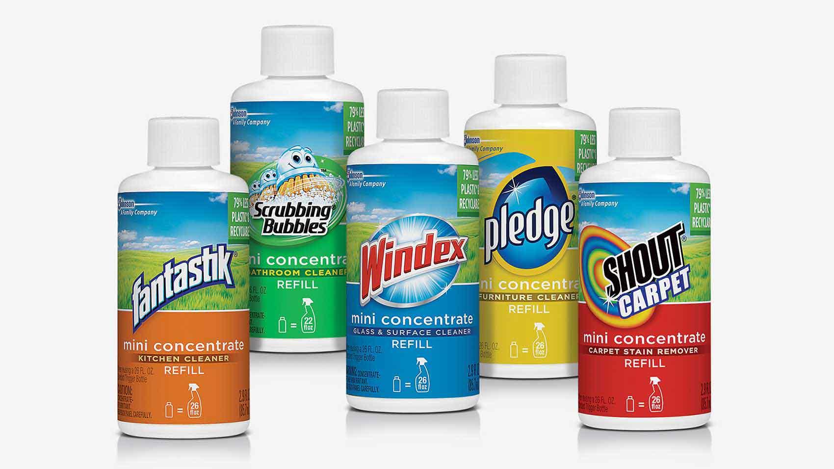 Recarga scrubbing bubbles, ou bolhas que esfregam