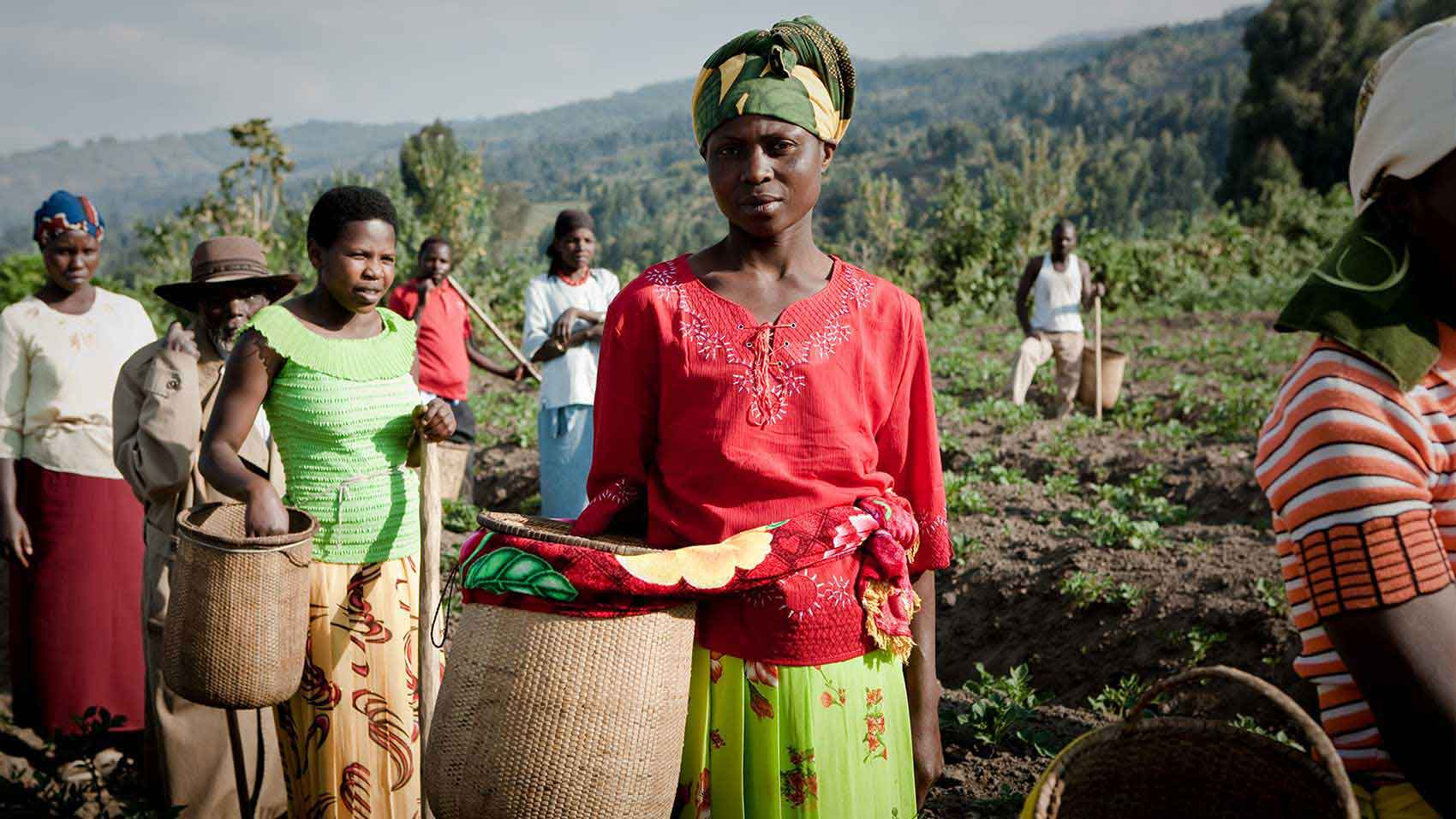 SC Johnson supports female entrepreneurs and sustainable farming in Rwanda