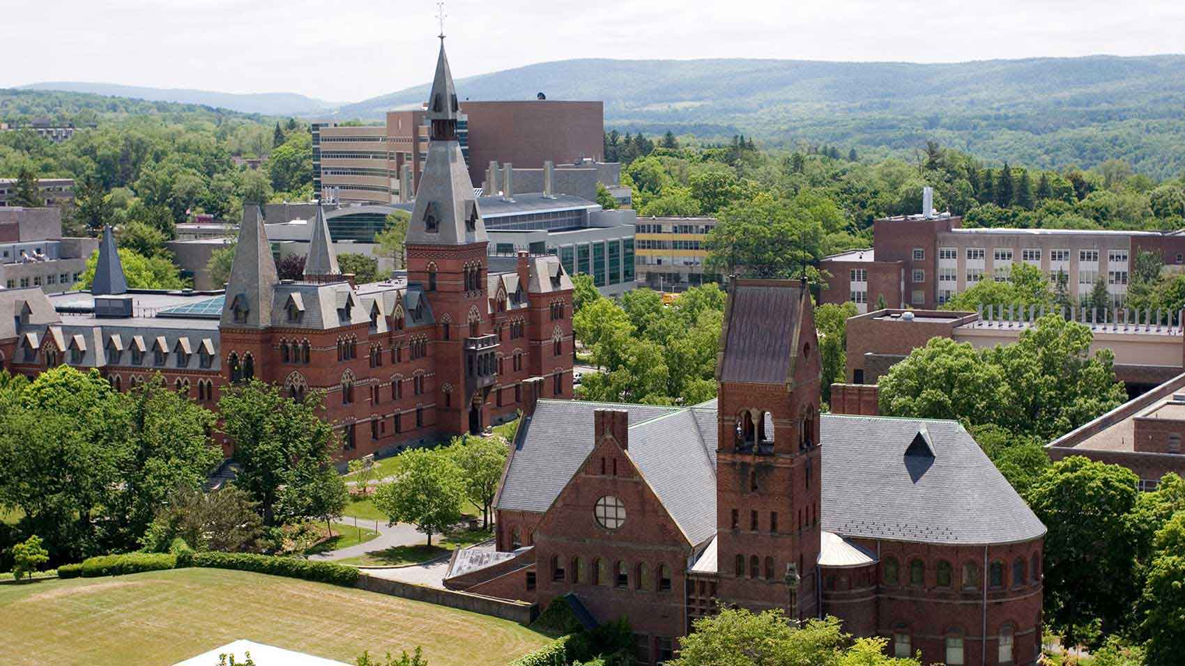 SC Johnson and Fisk Johnson donate $150 Million to Cornell's business school