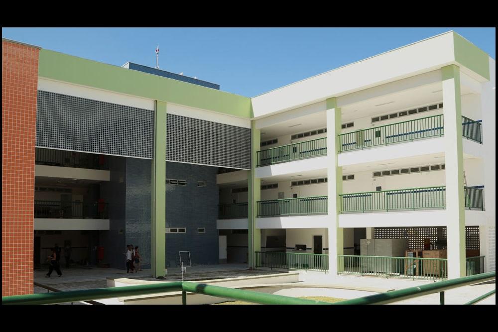 Escola Johnson ในเมืองฟอร์ตาเลซา ประเทศบราซิล