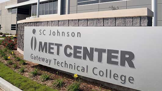 Il centro iMET di SC Johnson al Gateway Technical College