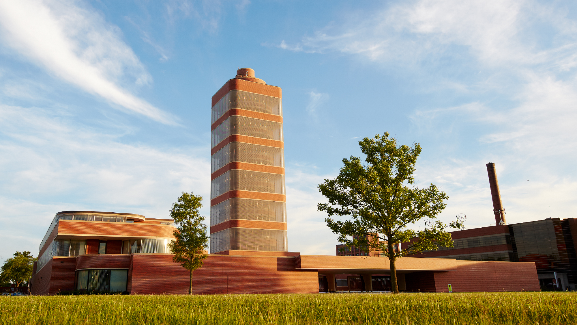 Frank Lloyd Wright Tower