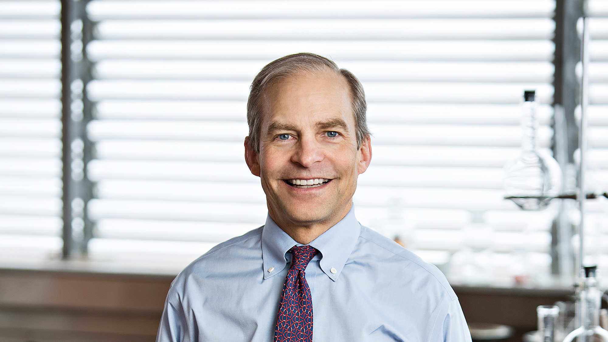 H. Fisk Johnson Advocates for Higher Corporate Standards and Product Transparency