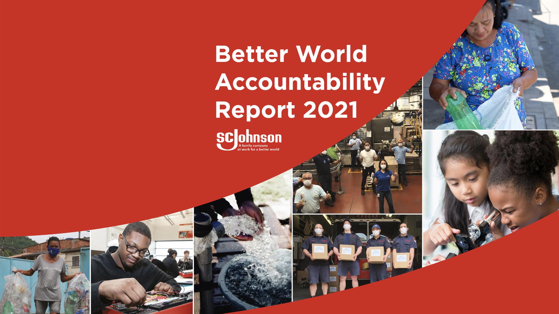 A Better World Accountability Report