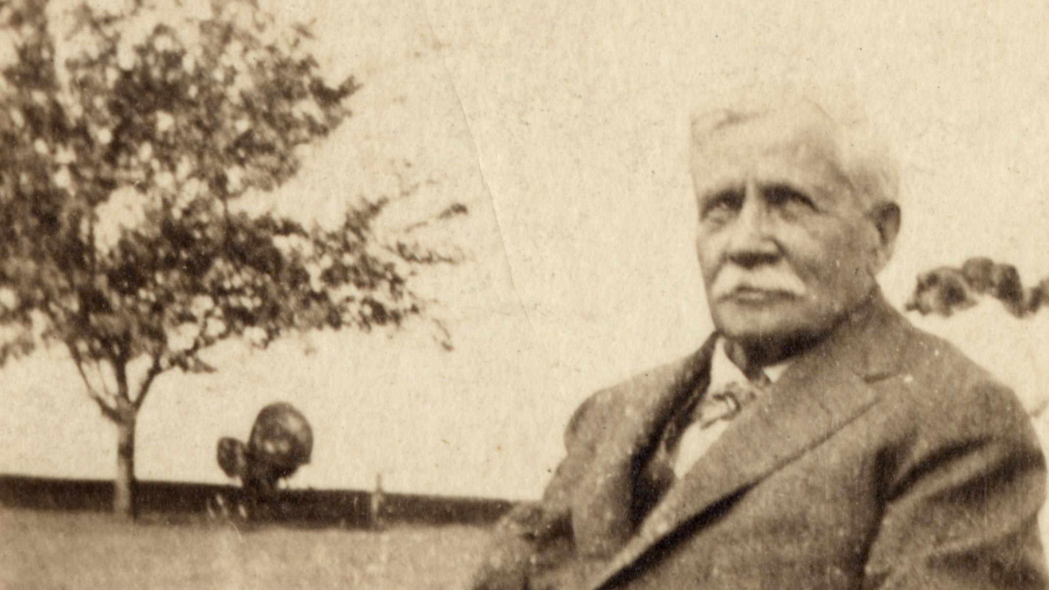 First generation leader of SC Johnson, Samuel Curtis Johnson