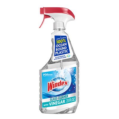 sc johnson windex 100% ocean bound plastic bottle
