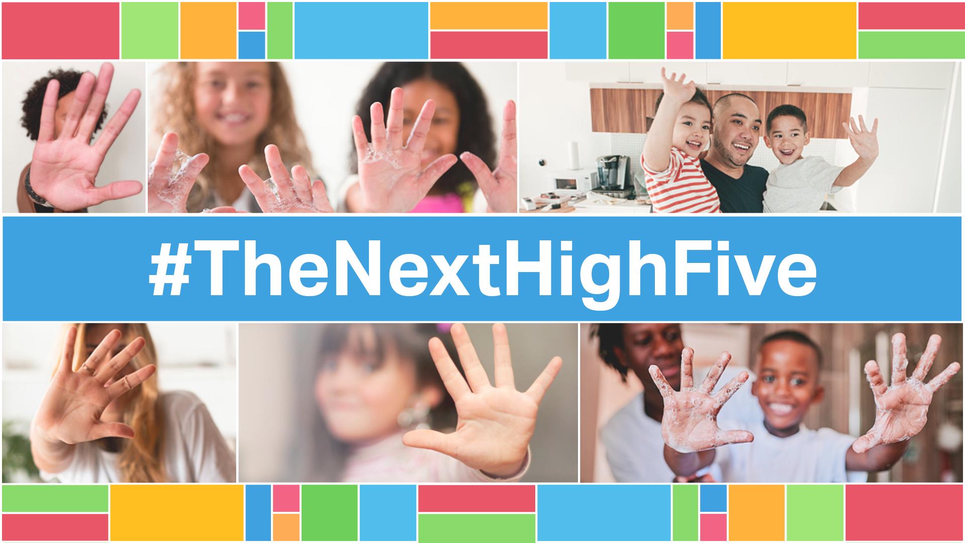 #TheNextHighFive